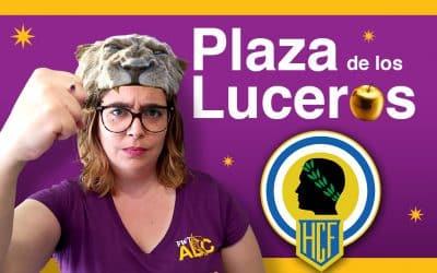 ¿Es casualidad que el Hércules CF celebre sus victorias en la Plaza de los Luceros?